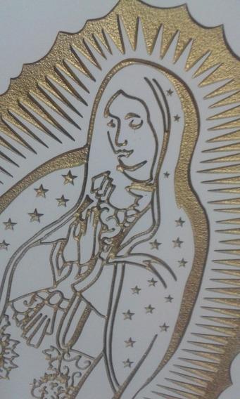Virgen Guadalupe De Ceramica Para Pintar En Mercado Libre México
