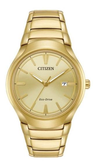 Reloj Para Caballero Citizen Eco-drive Dress 60919 Dorado