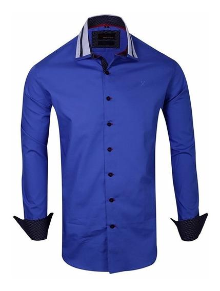 Camisas Hombre Entalladas Steal - Quality Import Usa
