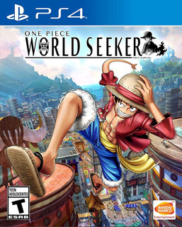One Piece World Seek / Juego Físico / Stock Ya! / Ps4