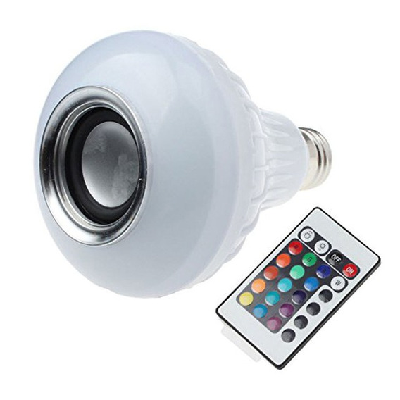 Lâmpada Led Music Bulb