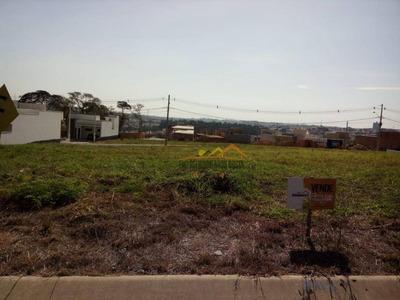 Terreno Residencial À Venda, Condomínio Village Moutonnée, Salto. - Te0462