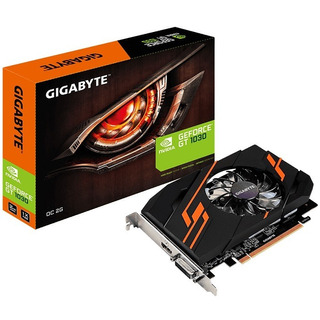 Tarjeta Video Gigabyte Nvidia Gt 1030 Oc 2g Geforce 2gb