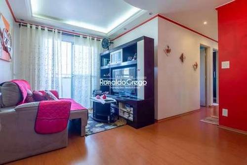 Apartamento Á Venda Com 3 Dorms, Cidade Líder, Sp - R$ 310 Mil - V2873