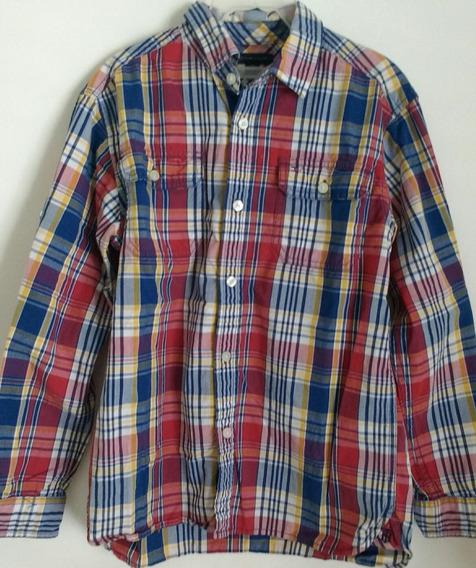 Camisa Para Niño Tommy Hilfiger