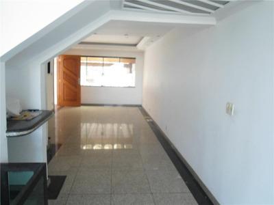 Sobrado Residencial Para Locação, Mandaqui, São Paulo. - So0413