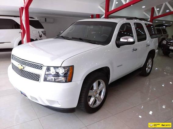 Chevrolet Tahoe Ltz Blindada