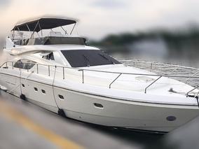 Lancha Ferretti 55 Iate Barco N Phantom Azimut Intermarine