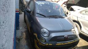Fiat 500 Abarth 2012 Refacciones Piezas Desarme