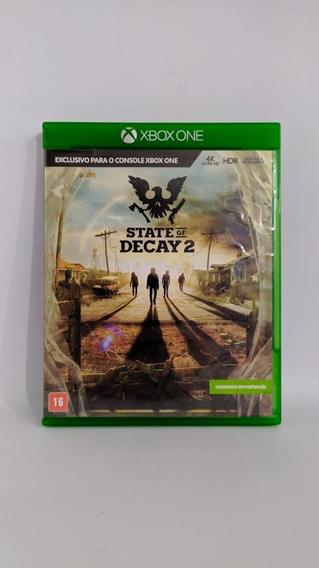 State Of Decay 2 Xbox One Usado