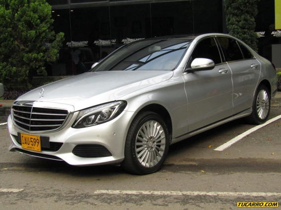 Mercedes Benz Clase C C200 2000 Cc At T