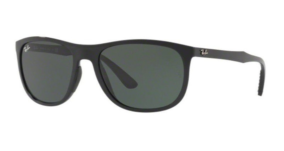 Oculos Sol Ray Ban Rb4291 601/71 58mm Preto Brilho