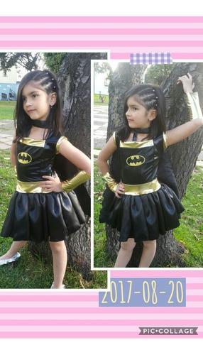 Disfraz Disfraces Niña Batichica