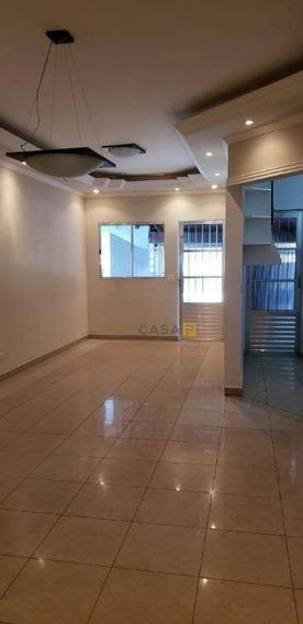Casa Com 2 Dormitórios À Venda, 148 M² Por R$ 370.000 - Parque Novo Mundo - Americana/sp - Ca0576