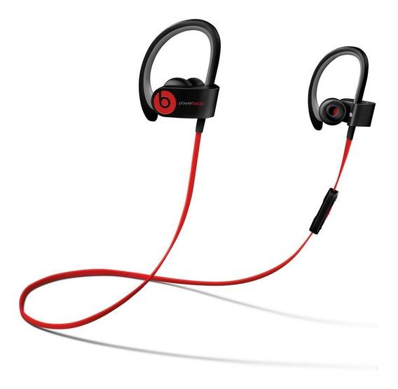 Fone De Ouvido Powerbeats 2 Wireless Sem Fio In Ear Preto