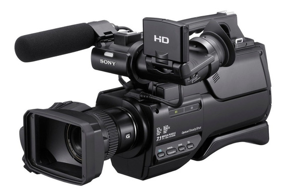 Filmadora Sony Mc2000 + Bolsa + Carregador + Bateria + Usb