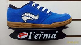 Tenis Ferma Skate Mod. A7137 Royal
