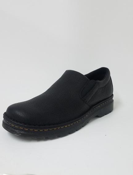 Zapato Pancha Dr Martens Negro Hombre