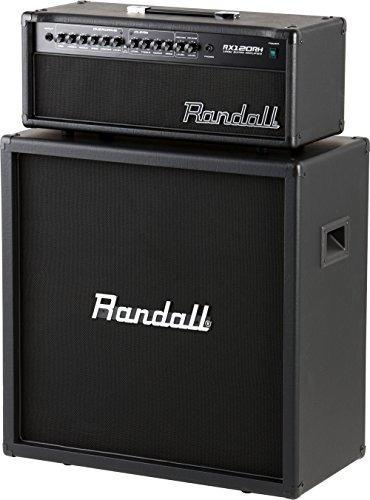 Amplificador Randall Rx 120h Stak Completo Cabeçote E Caixa