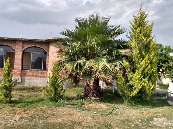 Casa En San Andrés Jaltenco Amplio Espacio