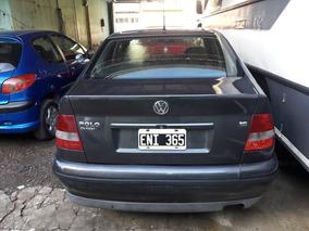 Volkswagen Polo Classic 1.6 Format 2004 Aire Y Direccion