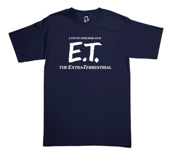Playera Et - El Extraterrestre