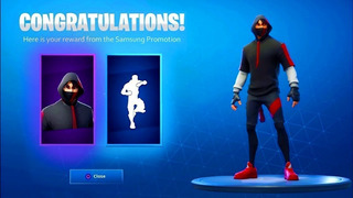 Fortnite - Ikonik Pack: Skin + Baile Exclusivo - Pc/ps4/xbox