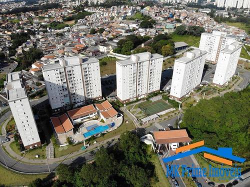 Imagem 1 de 15 de Apartamento 78m² Com 3 Dormitórios Sendo 1 Suíte No Novo Osasco!! - 2086