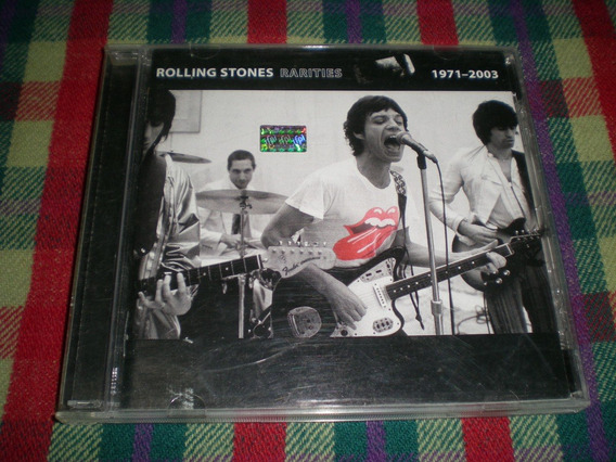 The Rolling Stones / Rarities 1971-2003 Cd Virgin Records E1