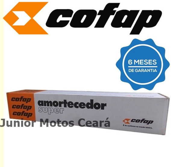 Amortecedor Moto Xtz 125 Original Cofap Msc42001 C/regulagem