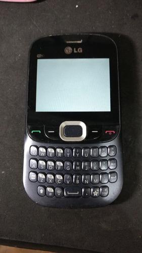 Celular LG C365 1/18 Defeito