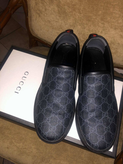 Gucci Tenis Caballero Gucci Snakers Gg