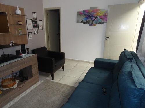Casa À Venda, 55 M² Por R$ 230.000,00 - Parque São Vicente - São Vicente/sp - Ca0770