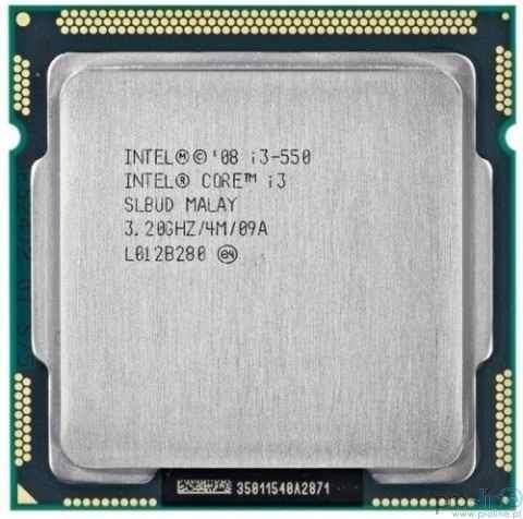 Intel Core I3 550 3.20 Lga 1156 + Cooler Box