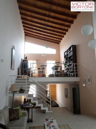 Bela Casa Moderna Iluminação Natural Com Lindo Pé Direto - 710