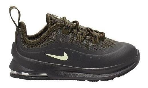 Tenis Casual Nike Air Max Axis Td Niño Hc1044