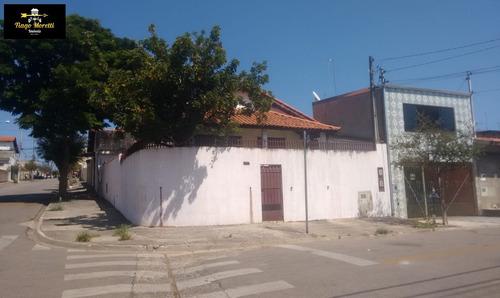 Casa À Venda No Parque Novo Mundo Em Boituva - Ca00191 - 33758658