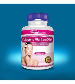 Colágeno Marino Más Q10 Ácido Hialurónico Y Vitamina C Único