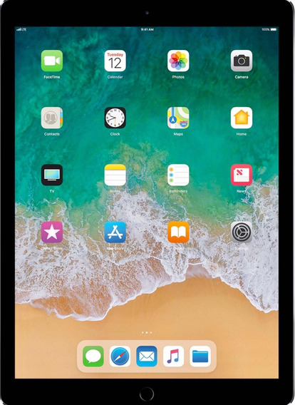 iPad - Wi-fi 128gb Space Gray Mp2hbz/a