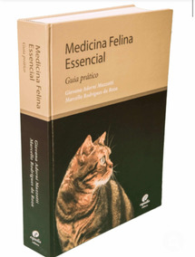 Livro Medicina Veterinaria - medicina Felina Essencial