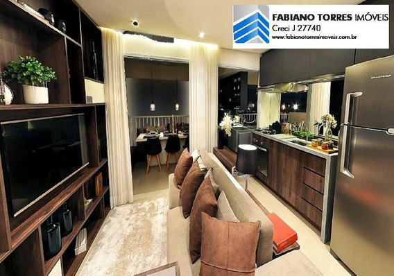 Apartamento Para Venda Em São Paulo, Belem, 1 Dormitório, 1 Banheiro, 1 Vaga - It Home