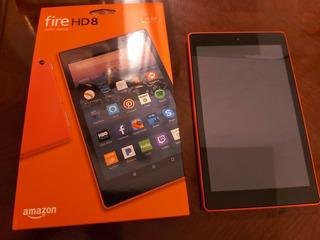 Tablet Amazon Fire 8 Especial De San Valentin
