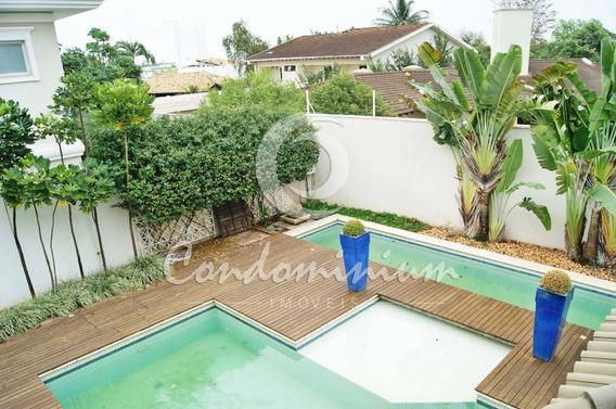 Casa Em Condomínio Para Aluguel, 4 Quartos, 12 Vagas, Village Flamboyant - São José Do Rio Preto/sp - 480