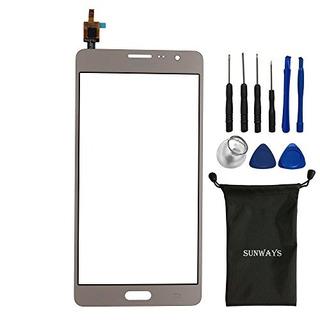 Conjunto De Pantalla Táctil Sunways Para Samsung Galaxy On7