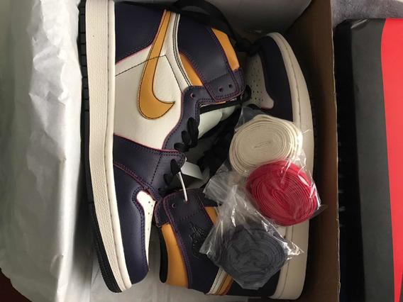 Air Jordan 1 La Lakers Chicago