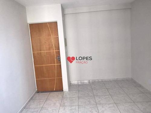 Apartamento Com 2 Dormitórios Para Alugar, 50 M² Por R$ 1.500,00/mês - Belenzinho - São Paulo/sp - Ap3630