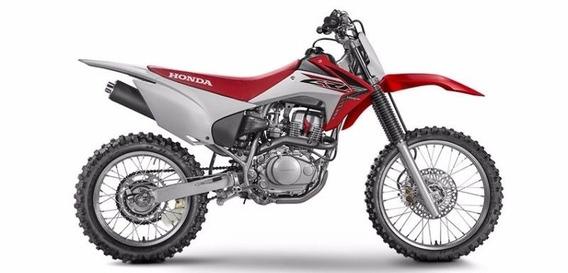Honda Crf 230 Okm Linea Nueva- Entrega Inmediata-