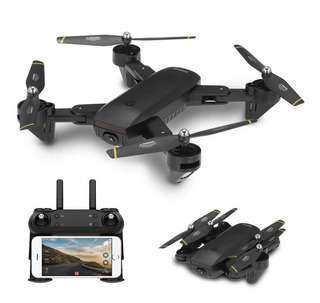Drone Dm 107s Follow Me 2 Camaras 720p Simil Dji Spark