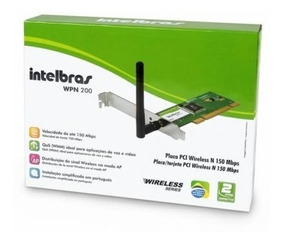 INTELBRAS WPG200 WIRELESS PCI ADAPTER TREIBER HERUNTERLADEN