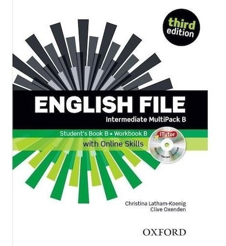 English File Intermediate - Multipack B 3rd Edition - Oxford
